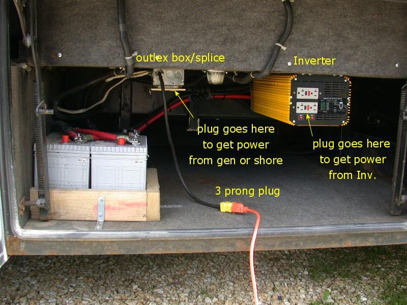 Rv Net Open Roads Forum Tech Issues Normal Inverter